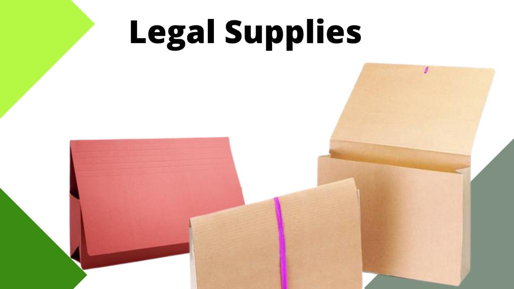 Legal Supplies in York